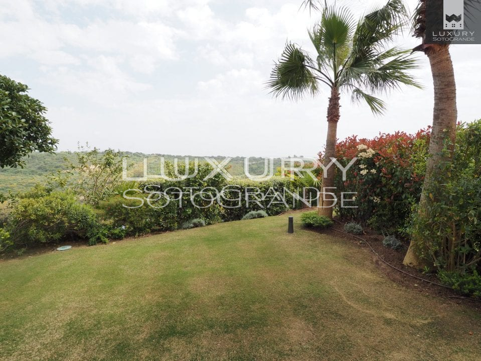 Spectacular townhouse in la Reserva Sotogrande