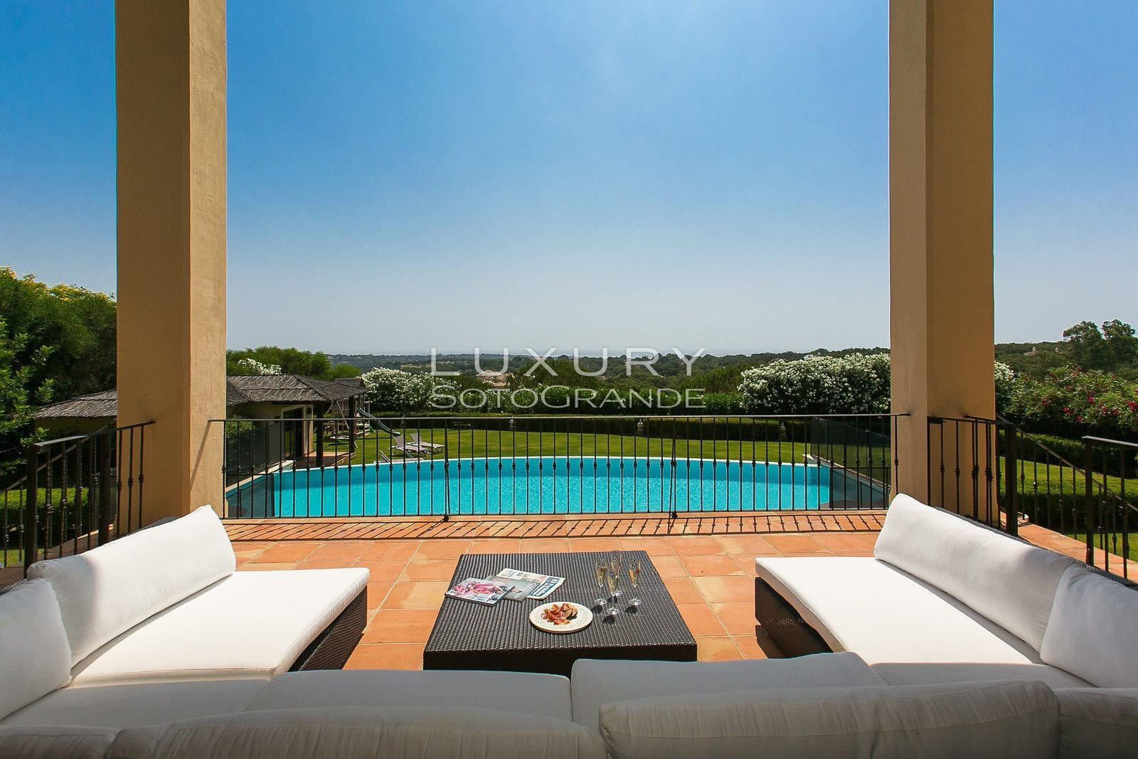 Spectacular Villa for sale in Sotogrande Alto