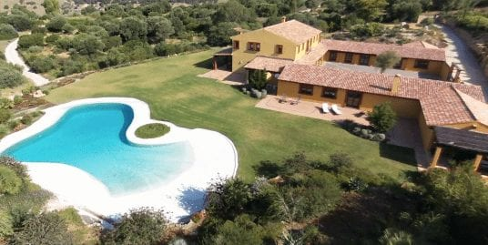 Luxurious Spanish Equestrian Estate fo sale just 20 minutes from Sotogrande