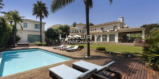 Villa Espectacular en Sotogrande Costa