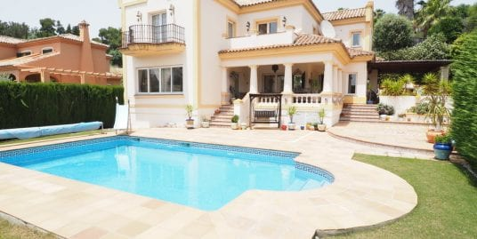 Beautiful 4 Bedroom detached Villa in Sotogrande for long term rental
