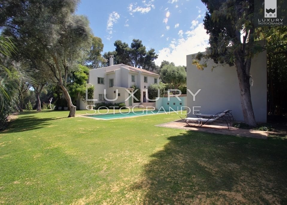 Spectacular 5 Bedrooms Villa in Sotogrande Costa