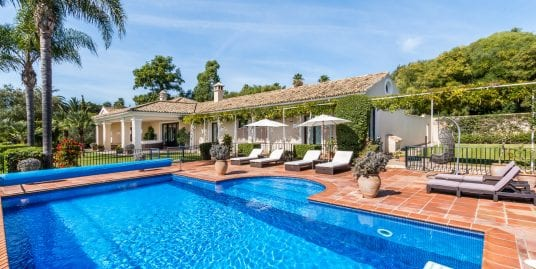 Idyllic Family Holiday for sale In Sotogrande Alto