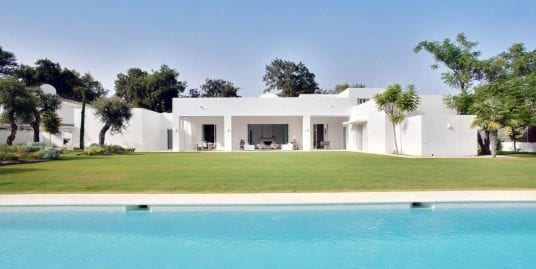 Amazing villa for rent Sotogrande Costa