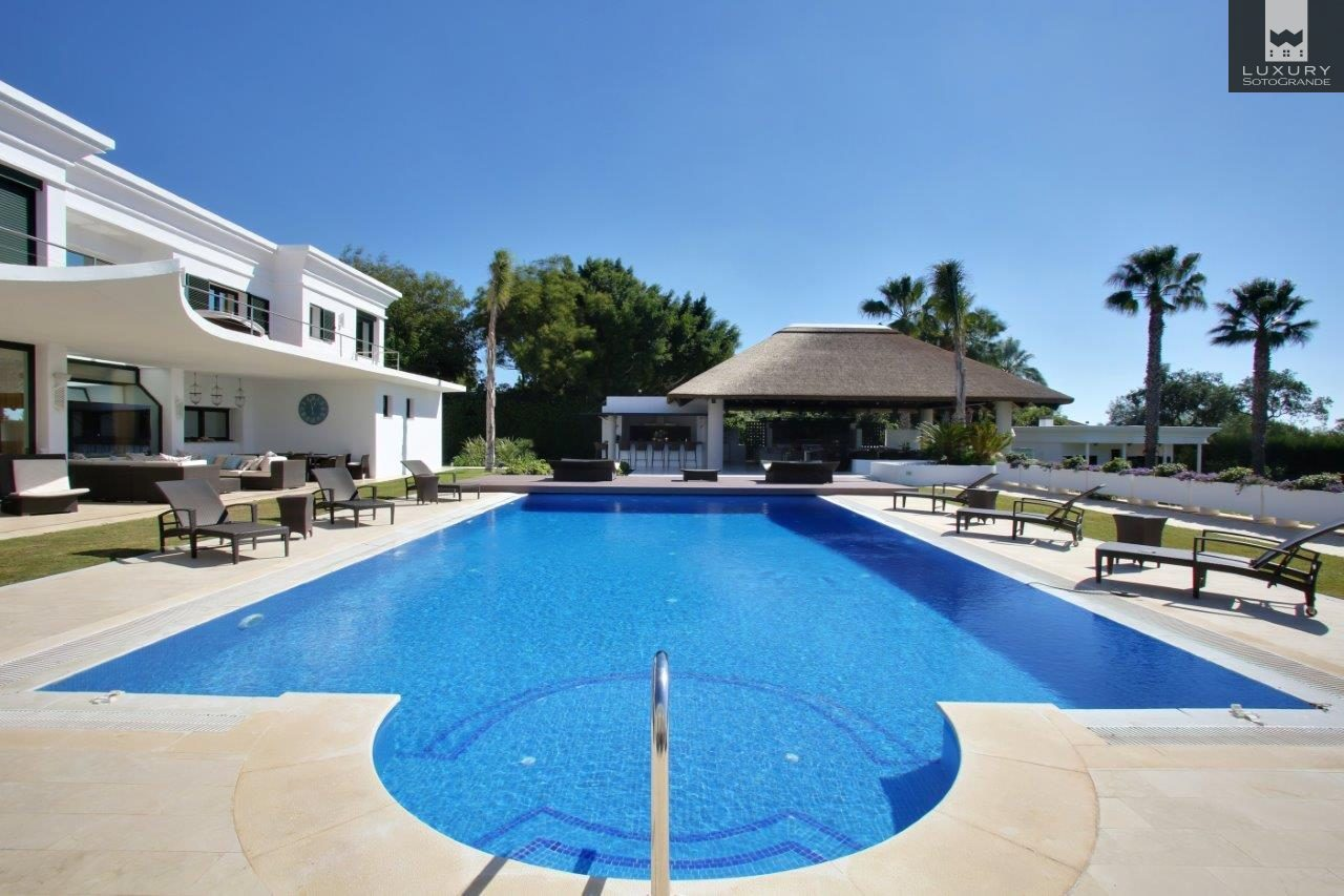 Incredible luxury villa for sale with amazing views Sotogrande