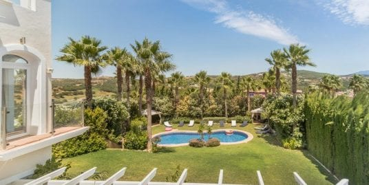 Wonderful Villa with views located in Sotogrande Alto