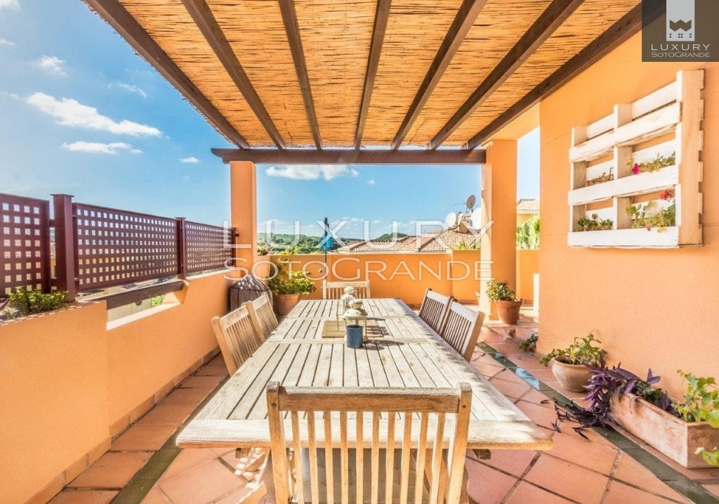Beautiful duplex apartment for sale Los Gazules Sotogrande