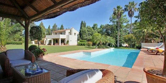 Beautiful 6 bedroom villa for sale Sotogrande Costa