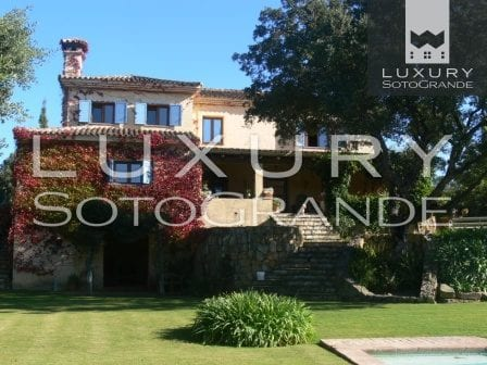 Beautiful family villa, Sotogrande Alto