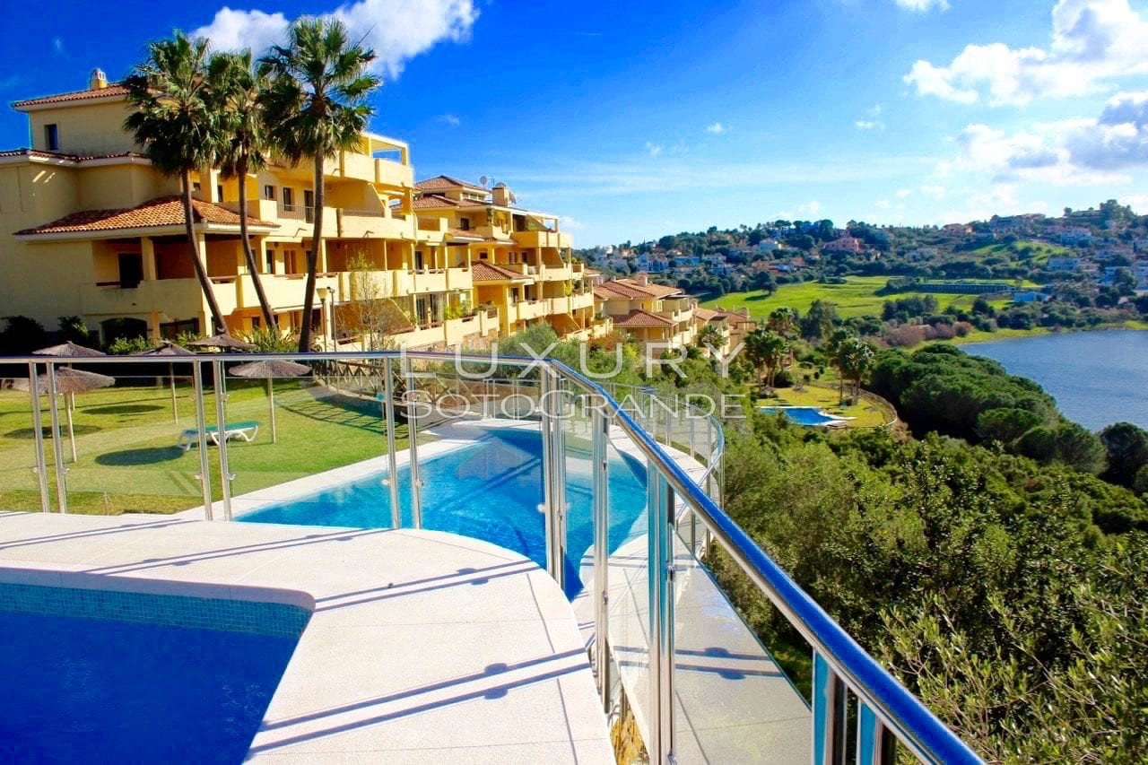 Superb apartment located in Los Gazules, Sotogrande Alto