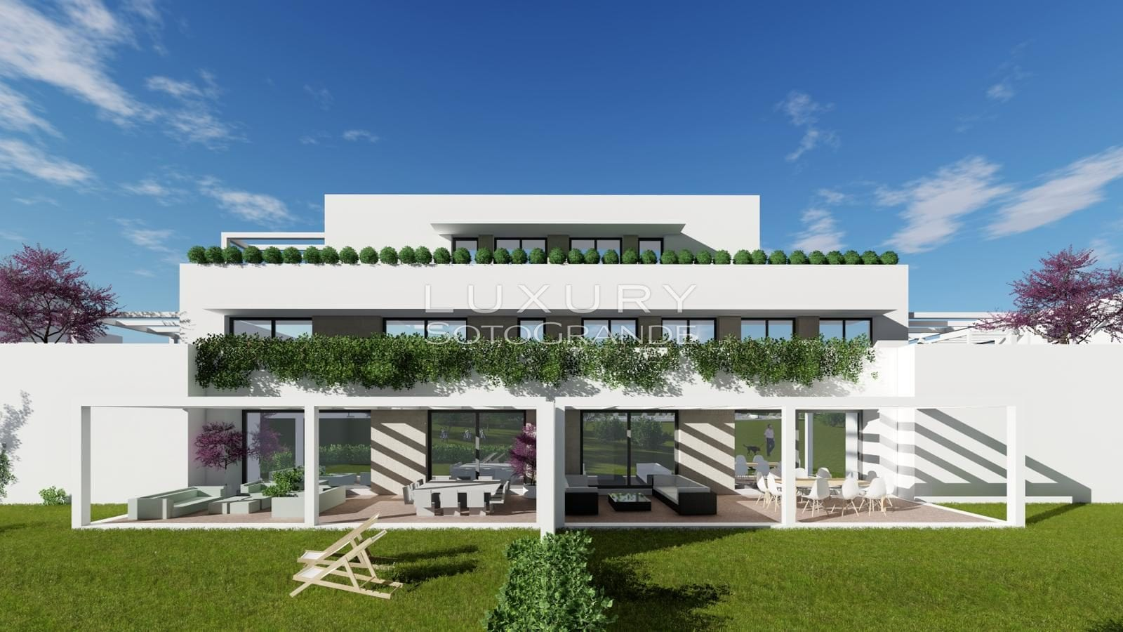 "SENDA CHICA: New Residential ""off plan"" project in Sotogrande"