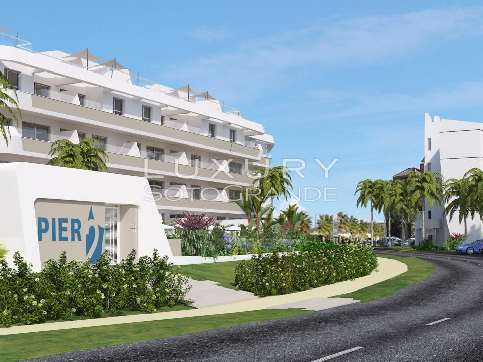 A10_Pier_apartments_Sotogrande_facade