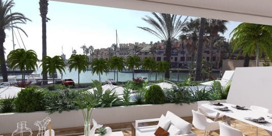 Pier Apartments, Marina Sotogrande x