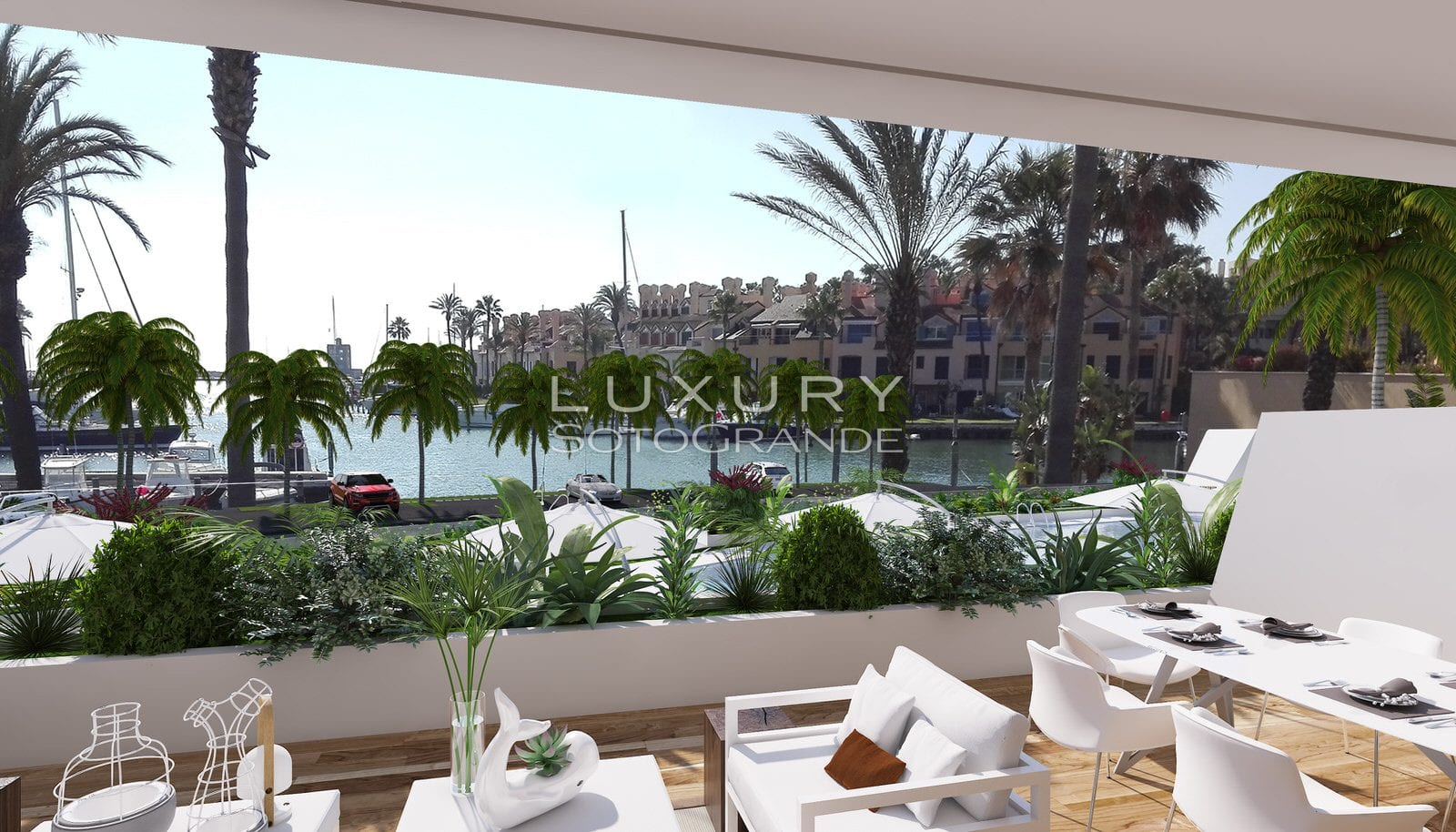 Pier Apartments – Sotogrande Marina (New Development)
