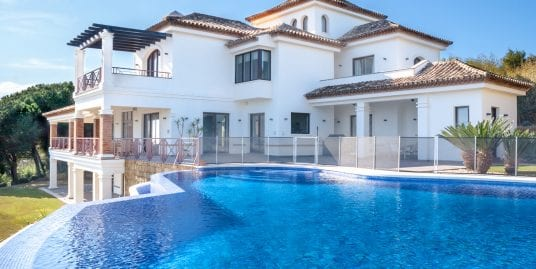 Spectacular Villa for Sale in La Reserva of Sotogrande