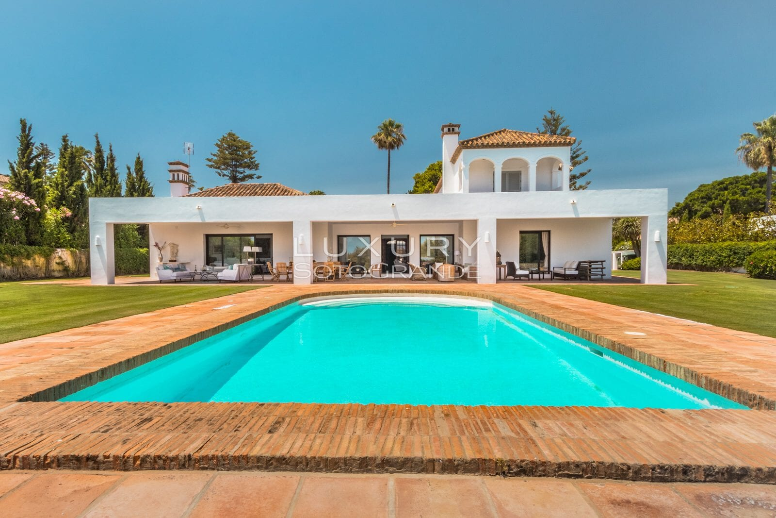 Amazing villa for sale in Kings and Queens, Sotogrande Costa