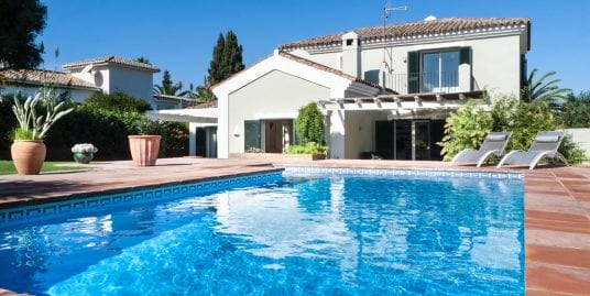 Lovely 2 storey family villa for sale, Sotogrande Costa