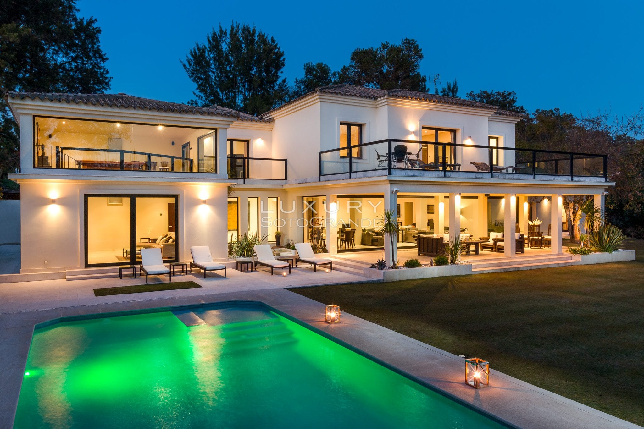 Beautiful Modern villa located in Kings and Queens , Sotogrande Costa