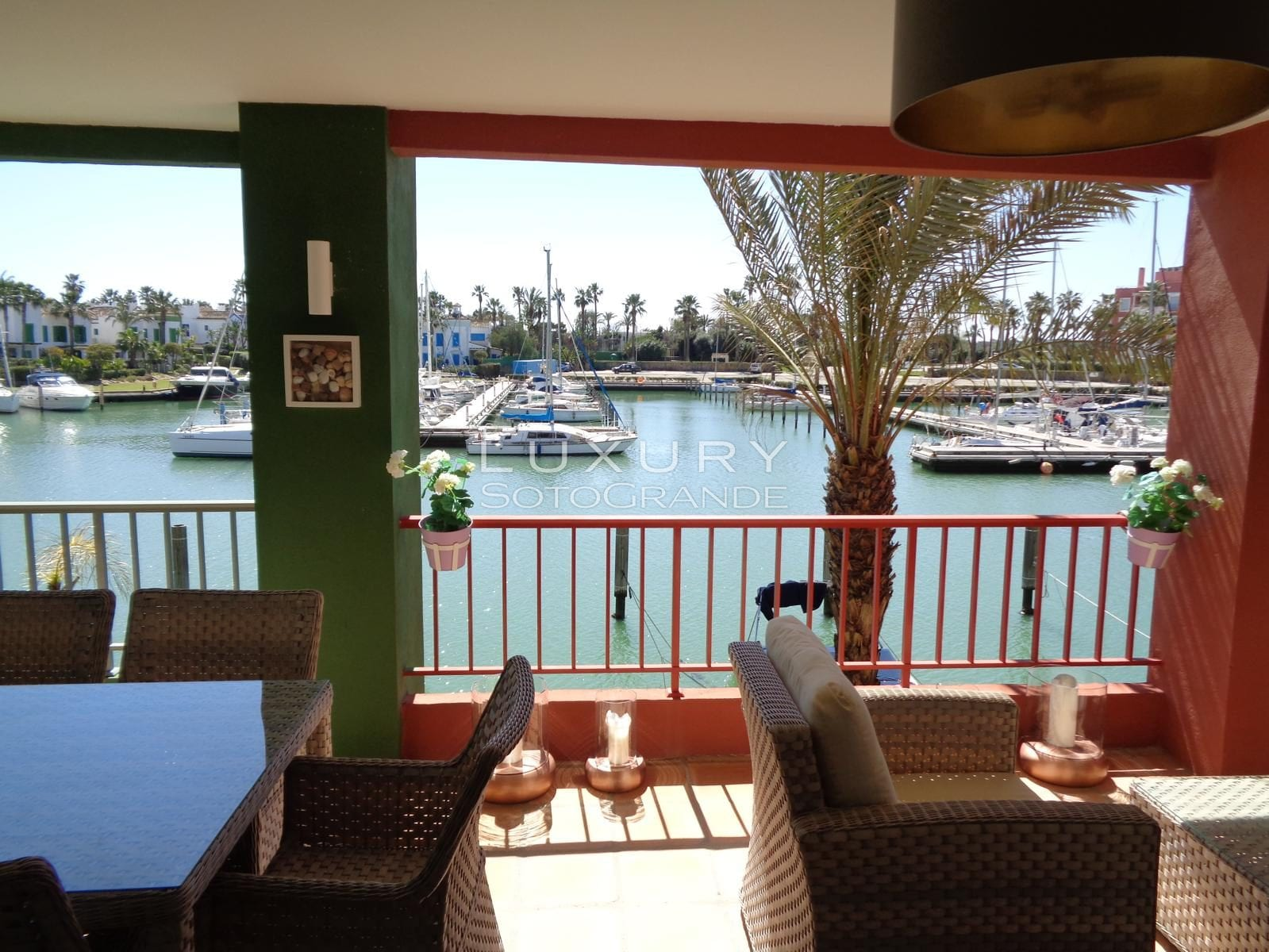 Fabulous south facing apartment for sale, Marina Sotogrande