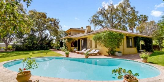 Protected: Beautiful family home for rent in Sotogrande Costa