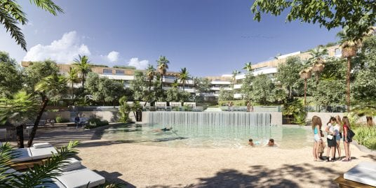 Luxury 3 bedroom Apartments for sale, Village Verde, La Reserva, Sotogrande