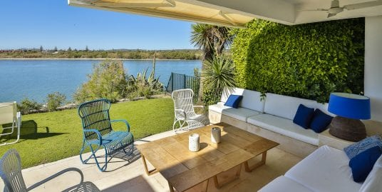 Spectacular riverside property for sale with incredible views, Sotogrande