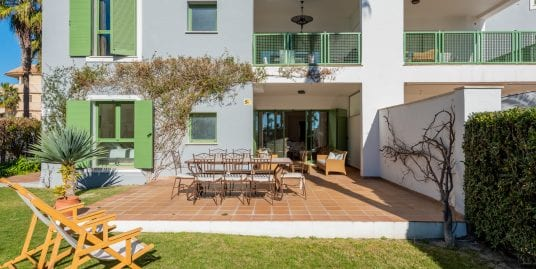Ground floor Apartment for sale in Jungla del Loro, Marina Sotogrande
