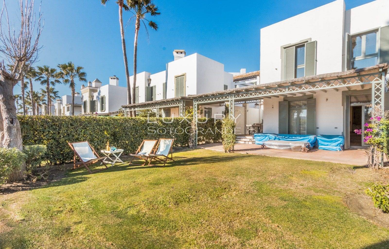 Townhouse for Sale at 100 Meters from the Beach, Marina Sotogrande
