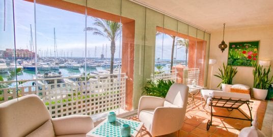 Apartment for sale in Ribera del Gurami Sotogrande with beautiful views