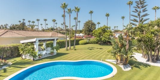 Recently Refurbished Villa in Kings and Queen, Sotogrande Costa