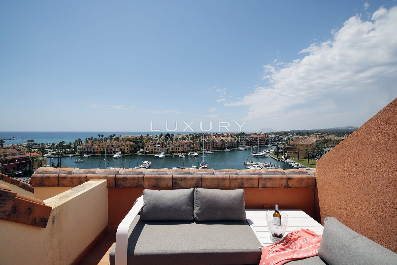 Fabulous Penthouse for sale in Ribera del Marlin , Sotogrande Marina