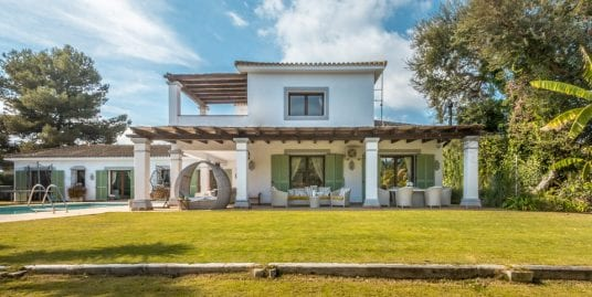 Beautifully reformed villa in the A zone, Sotogrande Costa