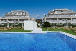 A3-Emerald Greens-apartments-San Roque-Pool