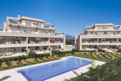 A4-Emerald Greens-apartments-San Roque-Pool