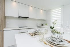 B8-Emerald Greens-apartments-San Roque-Kitchen