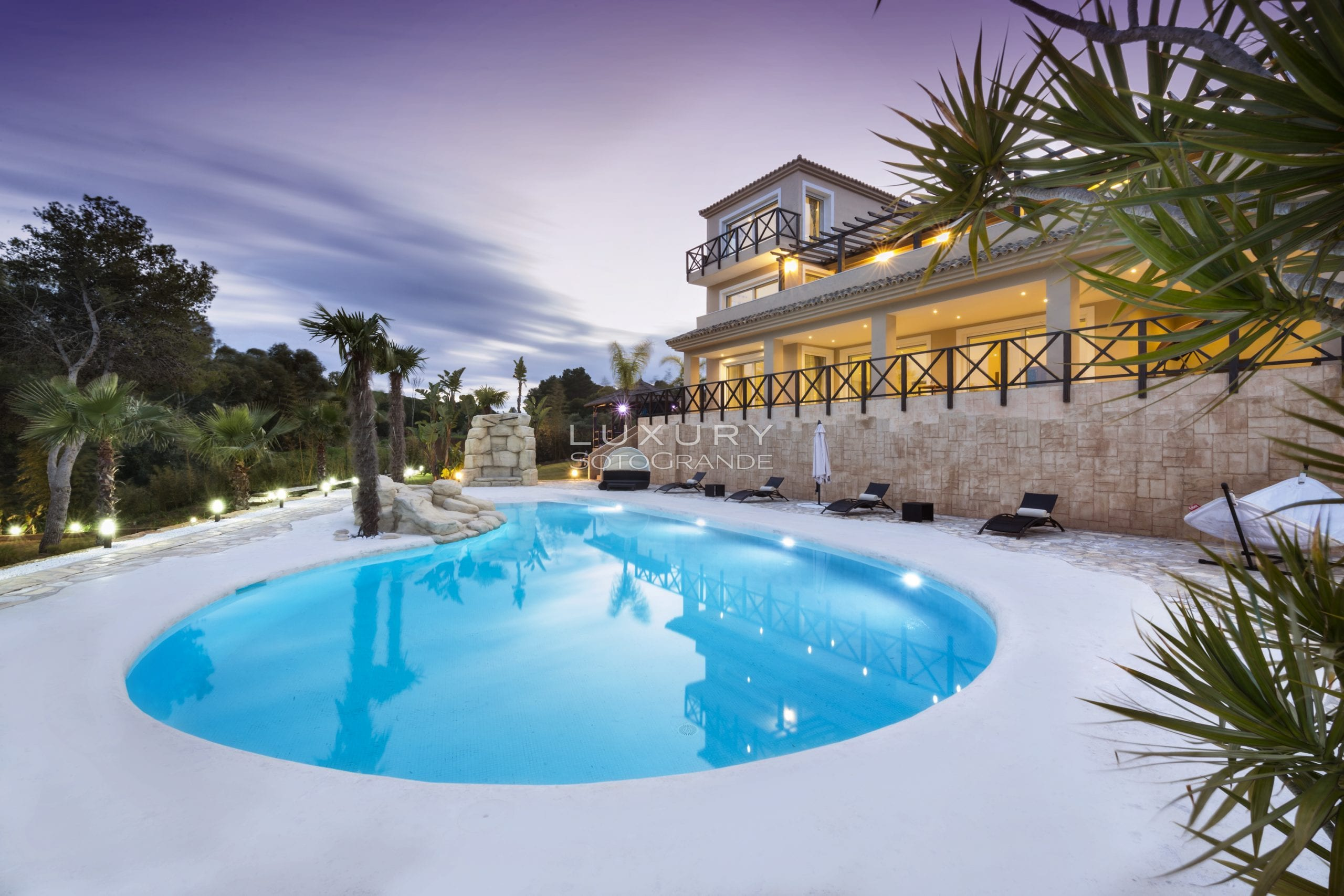Stunning villa for sale in La Reserva with spectacular views
