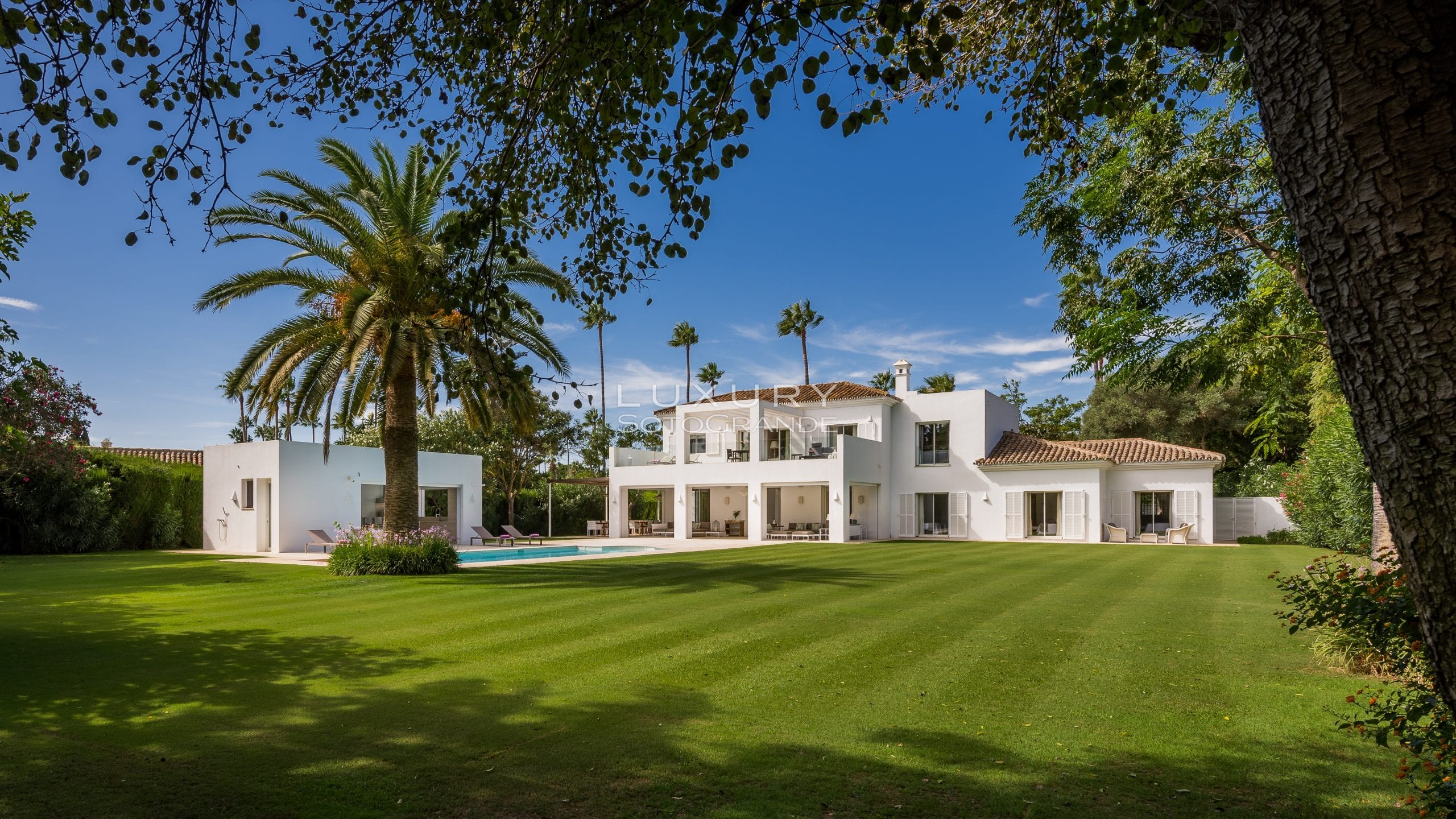 Stunning villa ready to move in, Kings & Queens, Sotogrande Costa