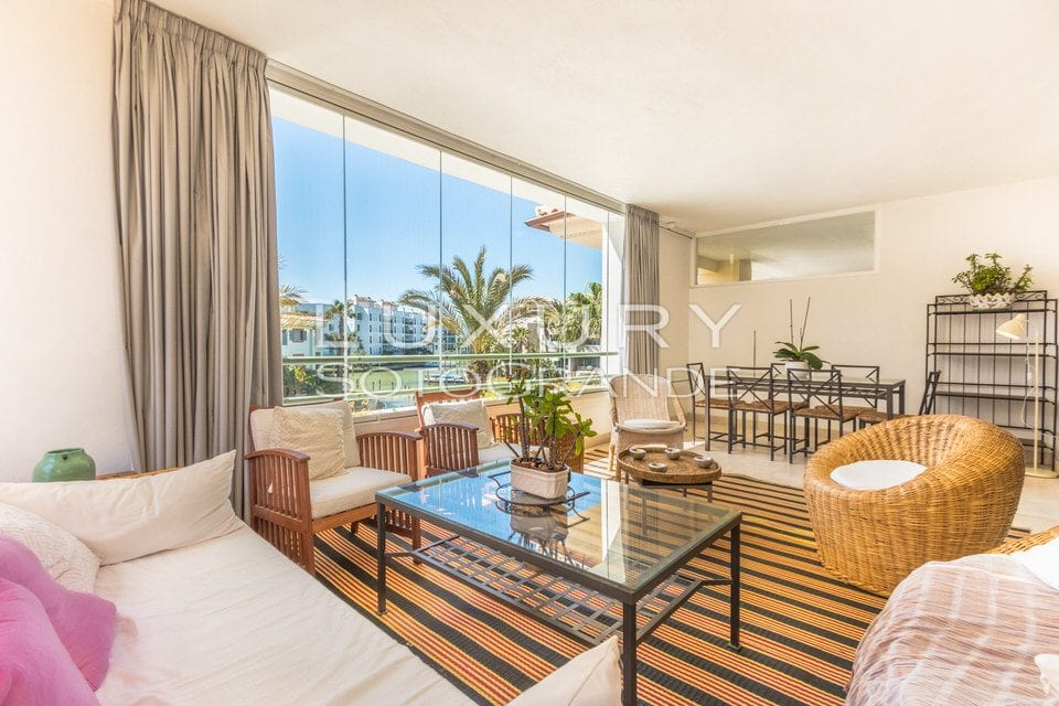 Luxurious apartment for sale, Marina Sotogrande