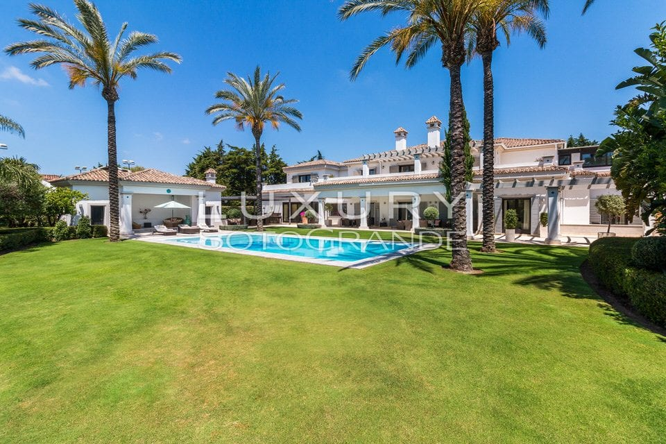 "Unique villa for sale in ""Kings & Queens"" ,Sotogrande"