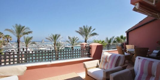 Duplex Penthouse for sale in Sotogrande Marina