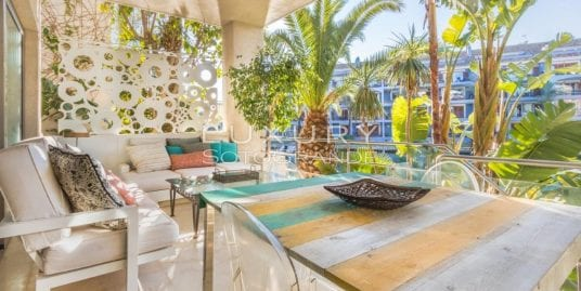 Stunning luxury ground floor duplex, Marina Sotogrande