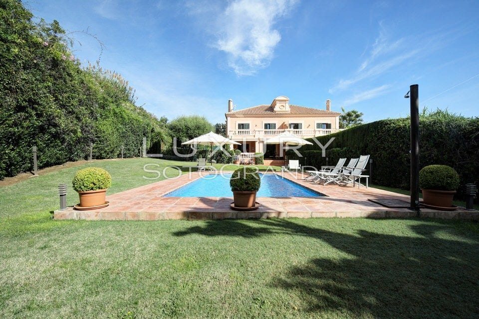 Stunning townhouse for sale, Sotogrande Alto