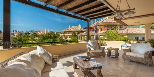 Stunning penthouse for sale in Valgrande, Sotogrande