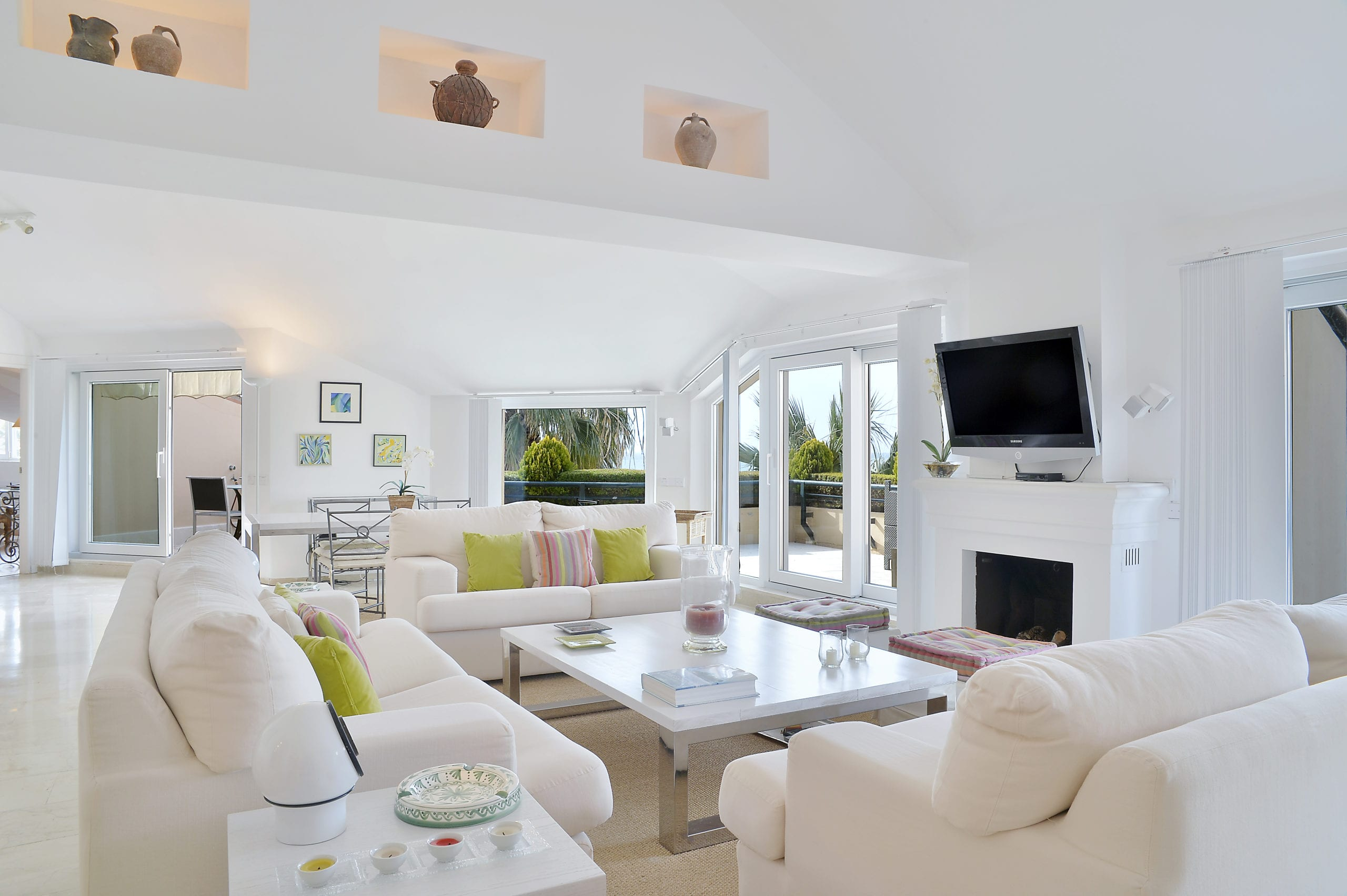 Stunning penthouse with incredible views for sale, Sotogrande Marina