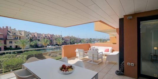 Exclusive apartment for sale in Ribero del Marlin, Sotogrande
