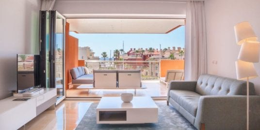 Amazing apartment in Ribero de Marlin