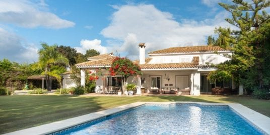 5 bedrooms villa in Paseo del Parque, Sotogrande