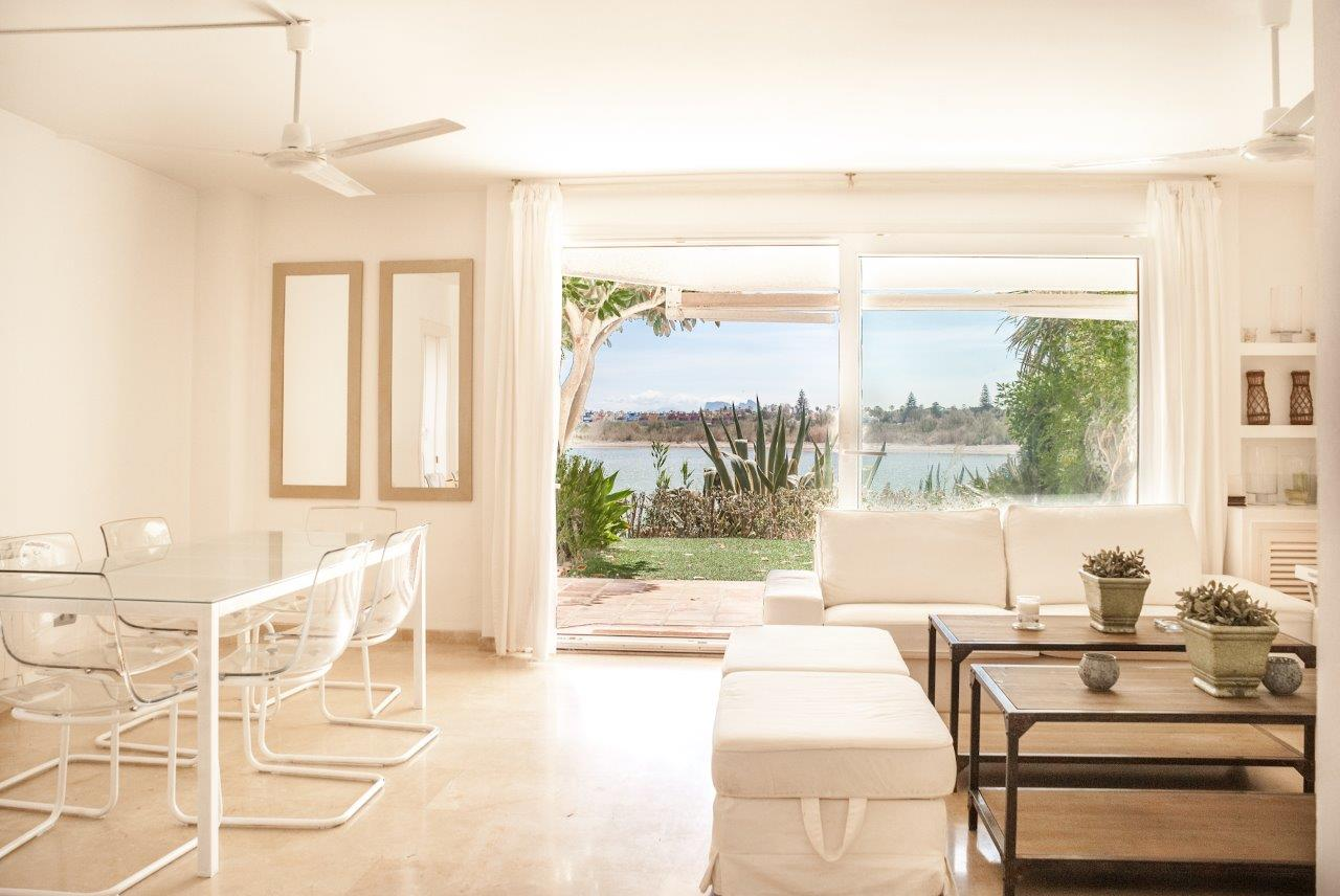 Townhouse for rent with incredible views, Paseo del Rio, Sotogrande