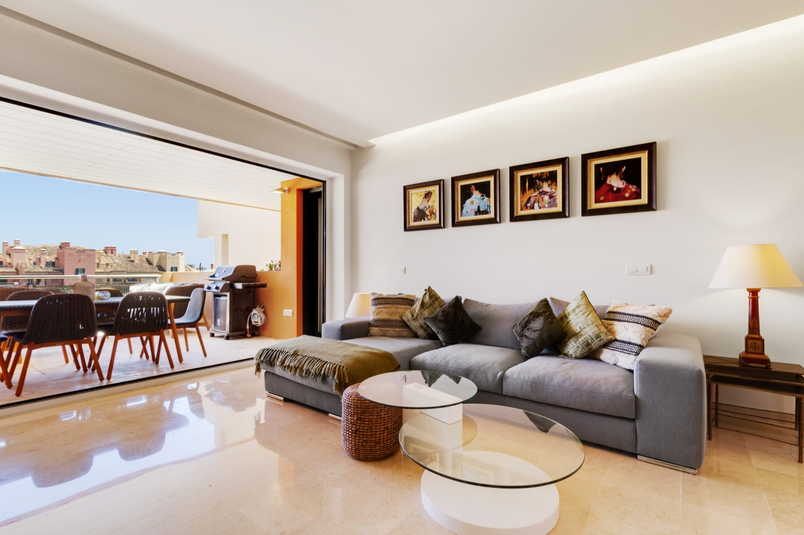 Fabulous 2 bed apartment fully furnished for sale, Ribero Marlin, Sotogrande