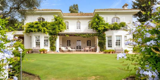 Protected: Quintessential English Country House , Sotogrande